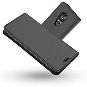 Radoo-Coque-Motorola-Moto-E5-Play-Ultra-Mince-en-Cuir-PU-Premium-Housse-a-Rabat
