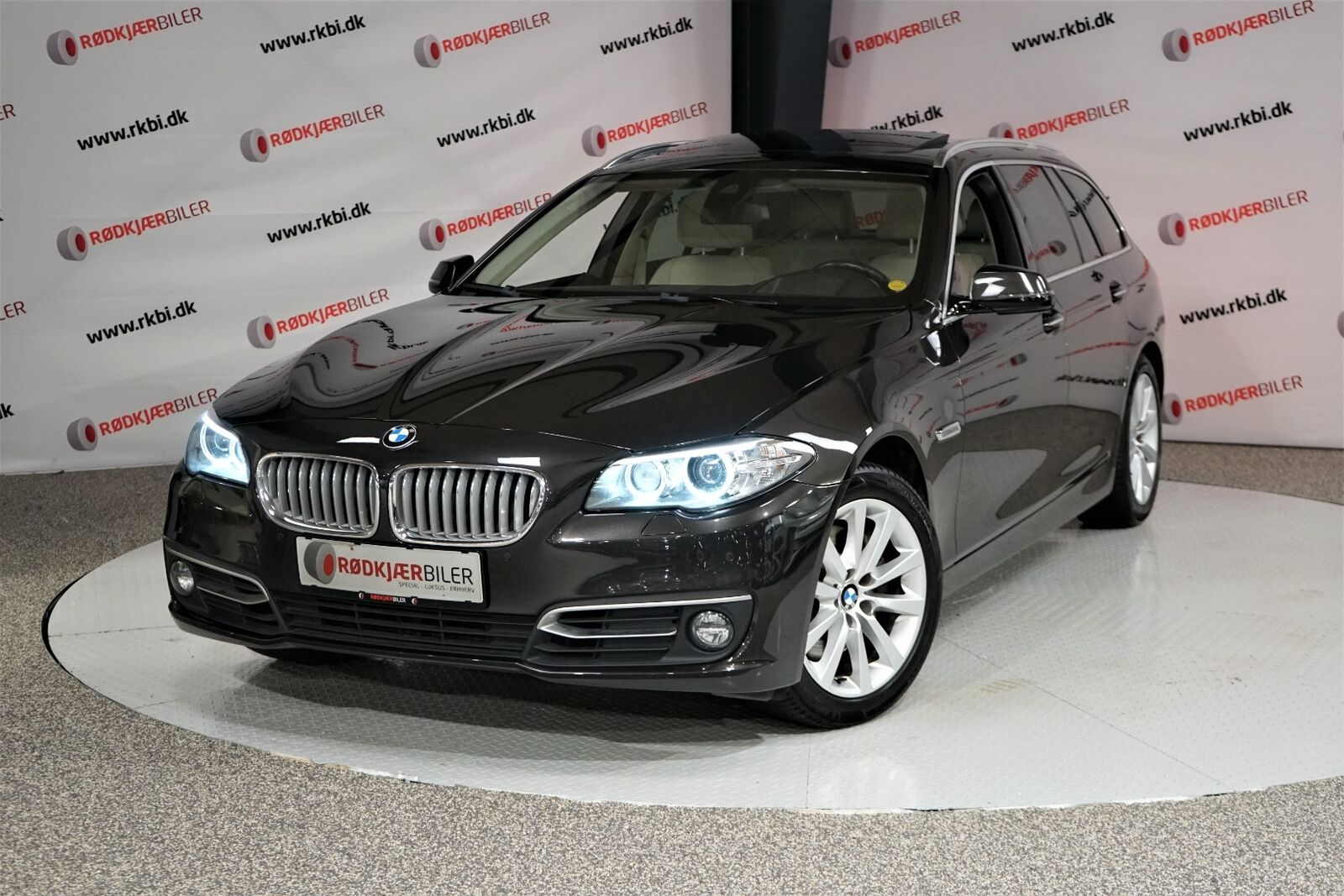 BMW 525d 2,0 Touring xDrive aut. 5d