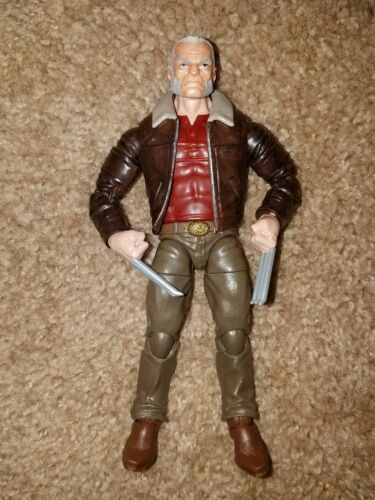 Marvel Legends XMen Warlock series WOLVERINE OLD MAN LOGAN 6quot FIGURE