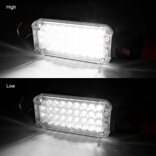 360° 34 SMD 10000LM Work Light Lamp Flashlight Inspect Torch Camping Hiking Work
