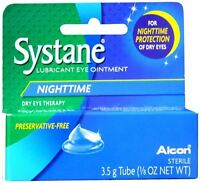 Systane Nighttime Lubricant Eye Ointment 3.50 (pack Of 2) on sale