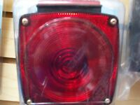 Boat Trailer Submersible Left Side Combination Tail Light. E441l, 80-1014