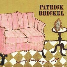 Songs from the Pink Sofa by Patrick Brickel (CD, Mar-2004, Trailer Records)
