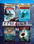 Shark 4 -pack 4pc BLURAY