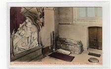 BLACK WATCH MEMORIAL, DUNKELD CATHEDRAL: Perthshire postcard (C8243)