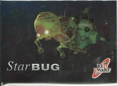 Futera Red Dwarf Chrome Chase Card C25