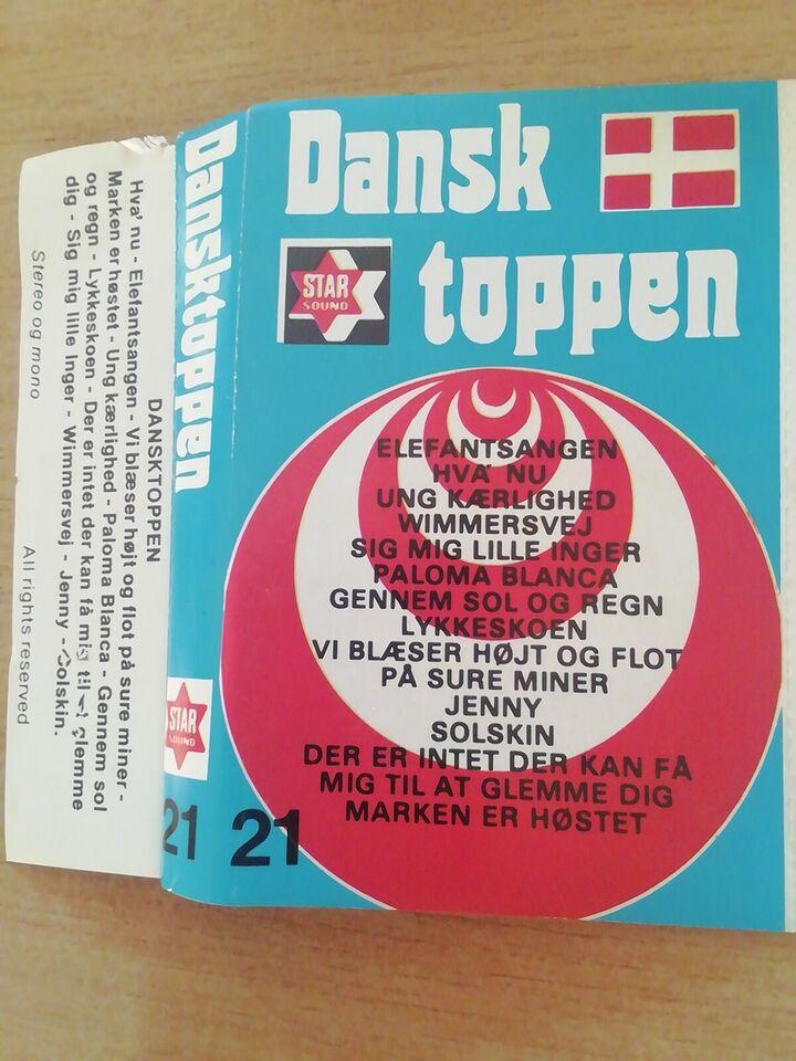 Bånd, Kim Larsen Sylvester's juke box, Dansk Toppen
