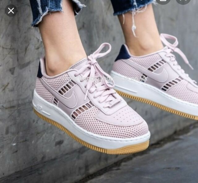 NEW Nike Women's Air Force 1 AF1 UPSTEP