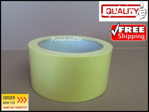 Rolls Strong Permanent Double Sided Self Adhesive Craft 48mm Tape 50mm 25m