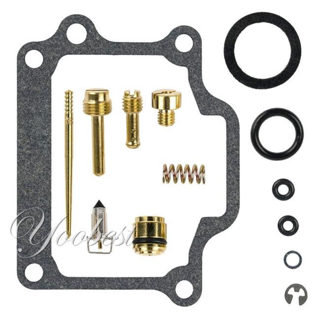 Carburetor Rebuild Repair Kit Suzuki Quadsport 80 LT80 1987 1988 1989 1990-2006