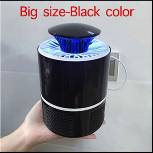Mosquito Killer Bug Zapper LED Light Lamp Insect Fly Repeller Pest Powerful Trap