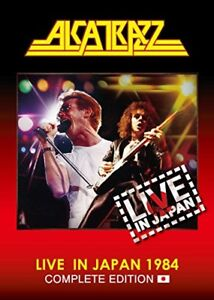 New ALCATRAZZ Live in Japan Complete Edition Blu-ray CD GQXS-90341 4562387206940 4562387206940