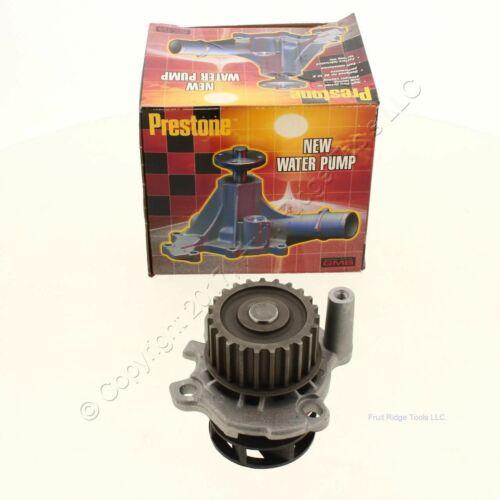 New Prestone by GMB Water Pump 180-2220 for 98-05 Beetle 99-15 Jetta