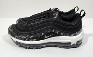Details about Nike Air Max 97 Premium Womens Running Shoes Camo Black Size 7