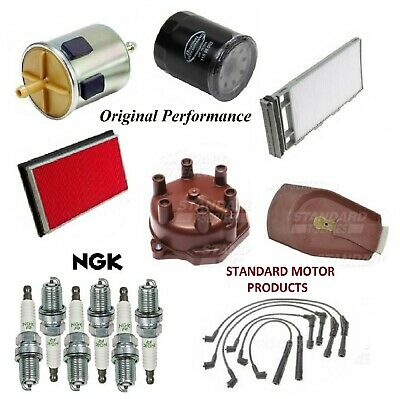 SUPERCHARGER - V6 01-04 FRONTIER XTERRA /& FILTERS TUNE UP KITS: WIRE SET CAP