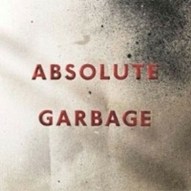 "GARBAGE ""ABSOLUTE GARBAGE"" CD NEUWARE"