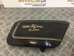 HONDA-GL1000-GL-1000-GOLDWING-RIGHT-SEAT-PANEL-YEAR-1977