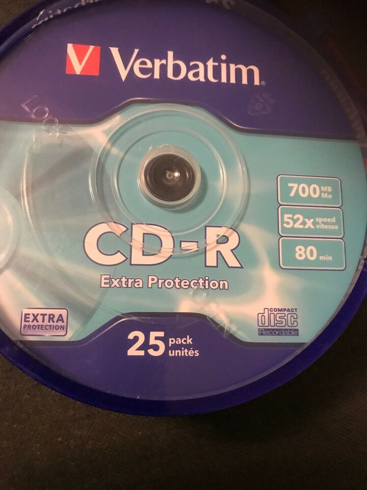 CD R: 25, andet