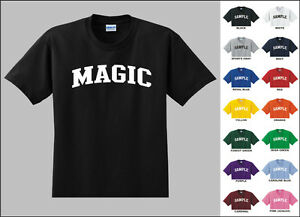 Magic-College-Letters-Basketball-T-shirt