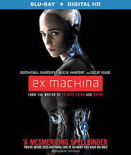 Ex Machina (Blu-ray Disc, 2015)