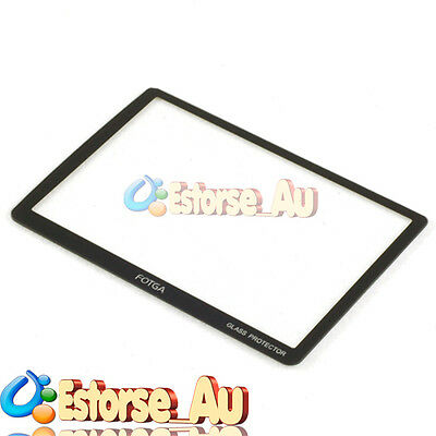 LCD Screen Optical Glass Protector For Canon EOS 50D 5D Mark II