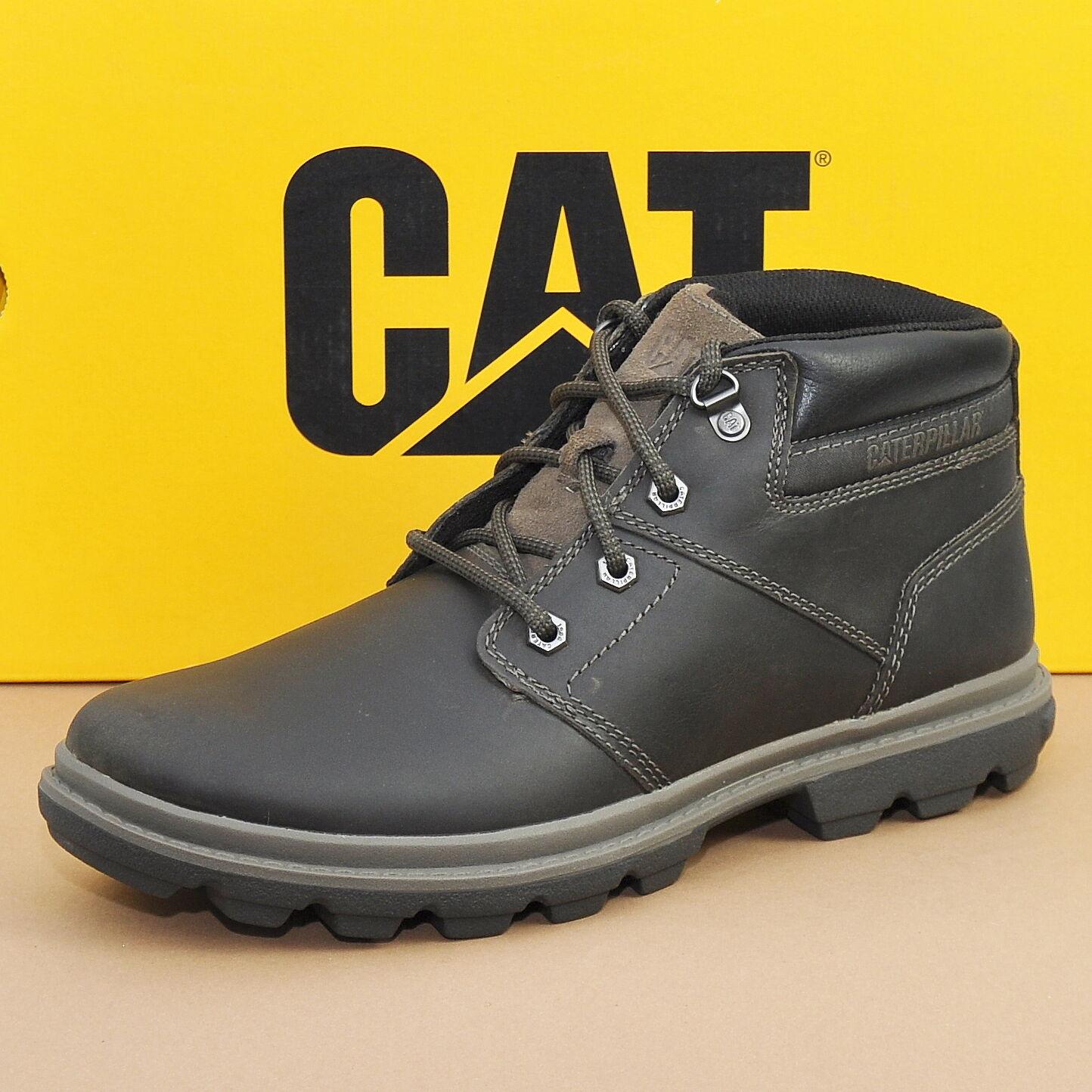 Caterpillar CAT Footwear Mowry Herren Boots Leder Schuhe Stiefel Muddy P716363