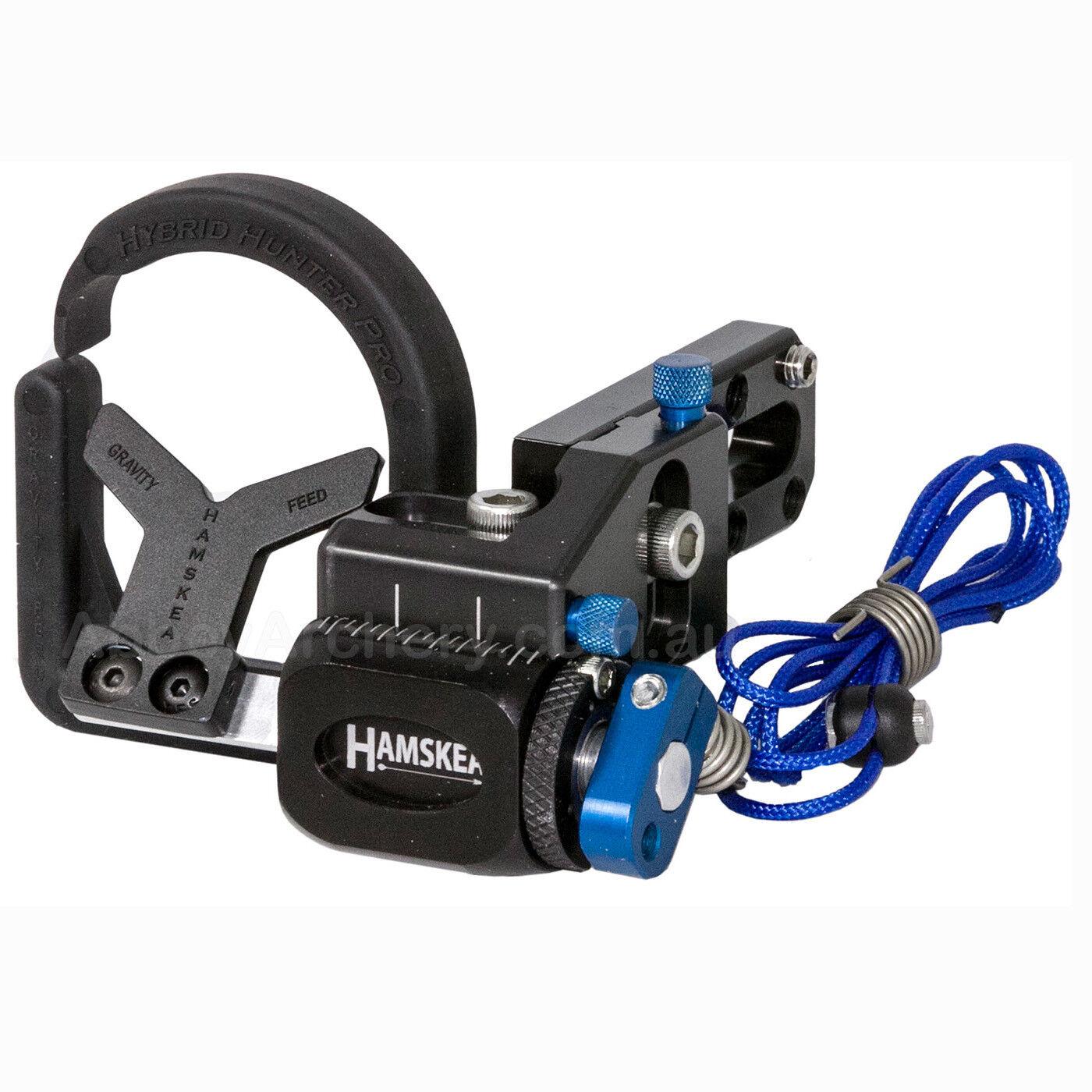 Hamskea Archery híbrido Hunter Pro Micro-Tune resto versarest encendedor de plataforma