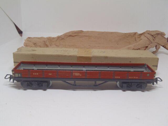 Marklin HO Gauge 391 Low Sided Open Wagon - Boxed