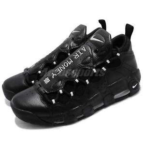 Nike Air More Money Trust Fund Baby Black Men Basketball Sneakers ... 5ee434505da4
