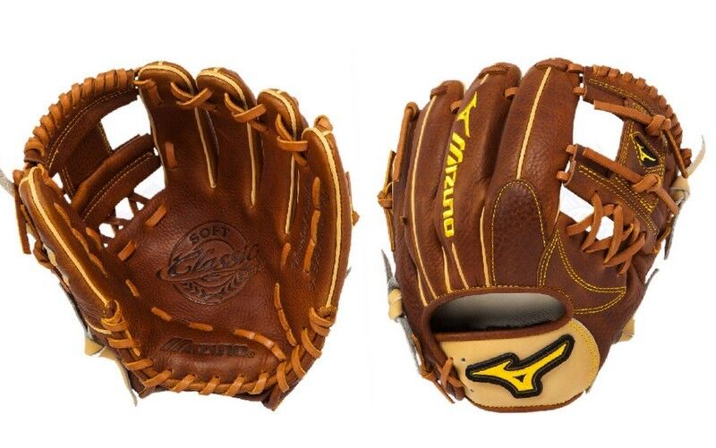 Mizuno lanzador de mano derecha GCP41S 11.25 pulgadas Clásico Pro Suave Guante De Béisbol Mitt