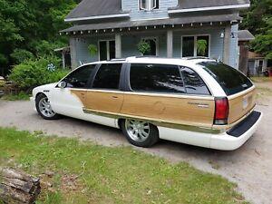 1992 Buick Roadmaster custom