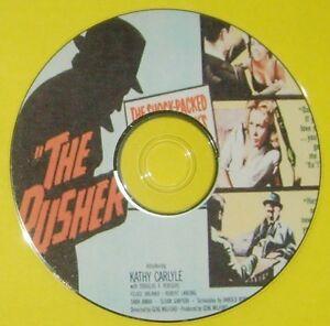 FILM-NOIR-323-THE-PUSHER-1960-Gene-Milford-Kathy-Carlyle-Robert-Lansing