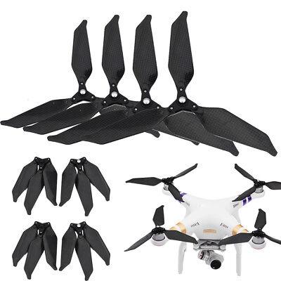 4pcs 9455 Carbon Fiber 3-Blade Propeller For DJI Phantom 3 Pro Adv SE Standard
