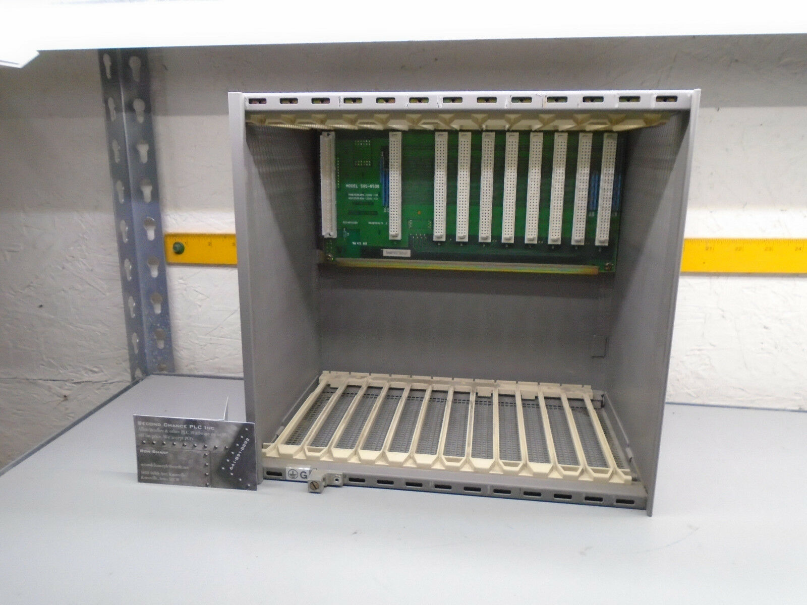 505-6508 Texas Instruments Siemens 505 series Chassis 5056508   W25