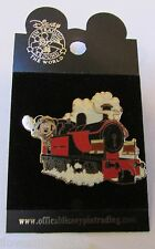 Disney WDW Mickey Mouse Driving the Wildlife Expres Train Pin
