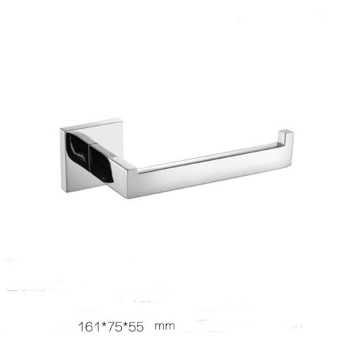 Bathroom Toilet Paper Holder Wall Mount Polished SUS 304 Stainless Steel Mod