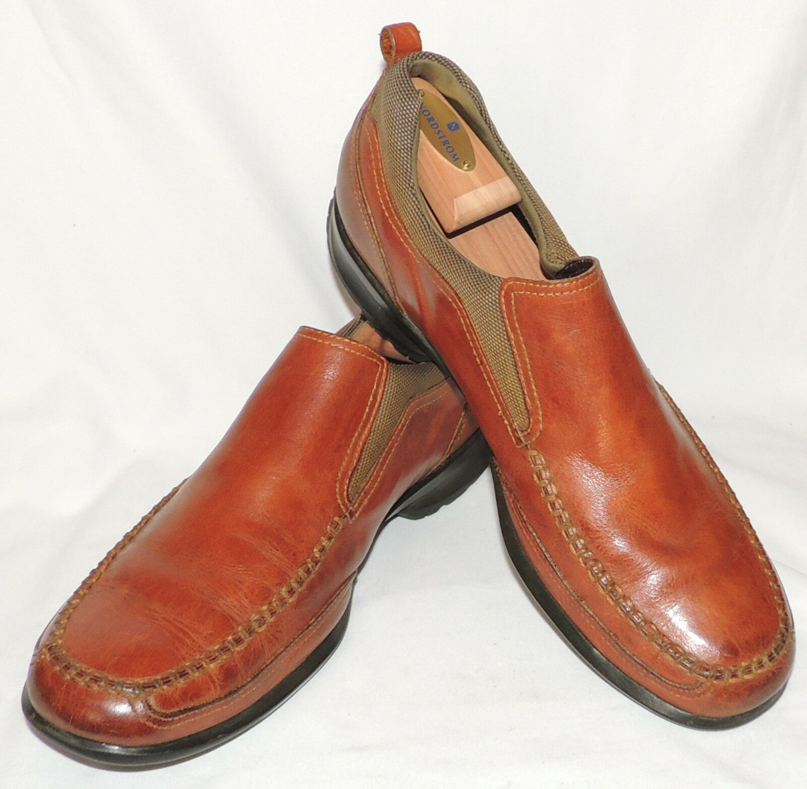 MEN'S COLE HAAN 'DARK BROWN' LOAFERS SIZE 11 M