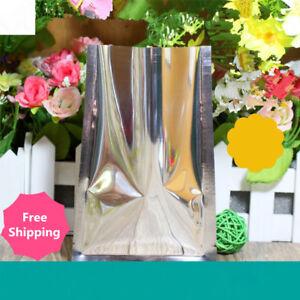 pure-Silver-Aluminum-Foil-Mylar-Vacuum-Sealer-plastic-Storage-Package-pouch-bag