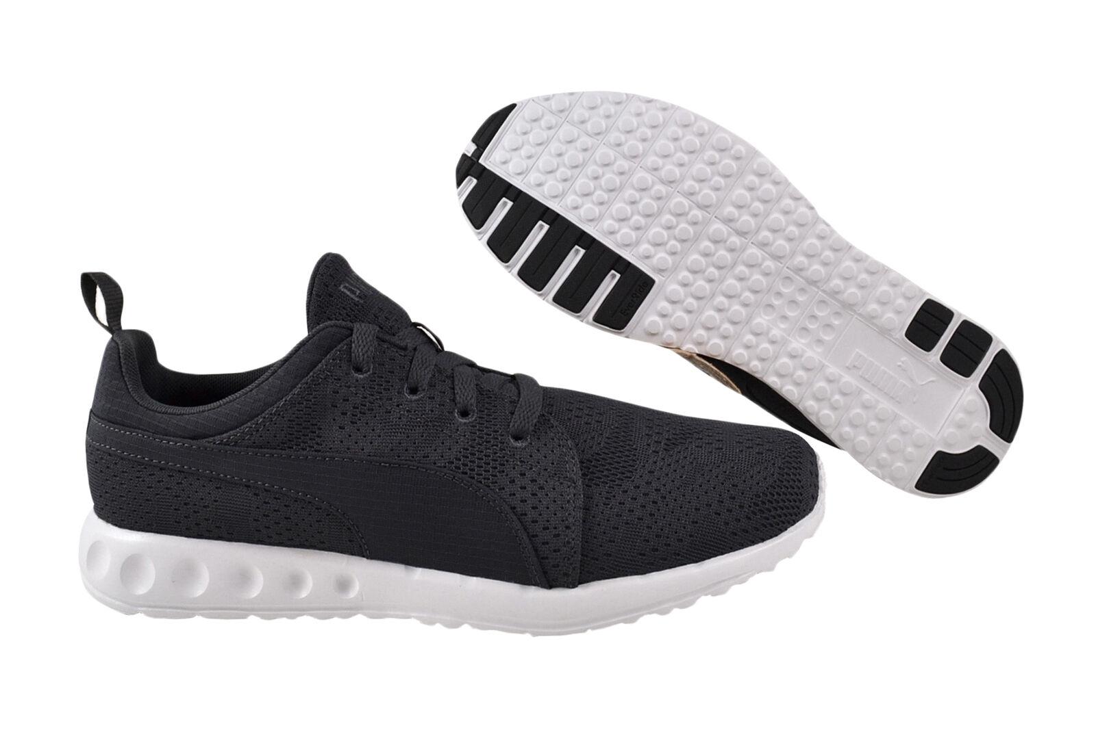 Puma Carson Runner camo Mesh EEA asfalto/White Sneaker/zapatos