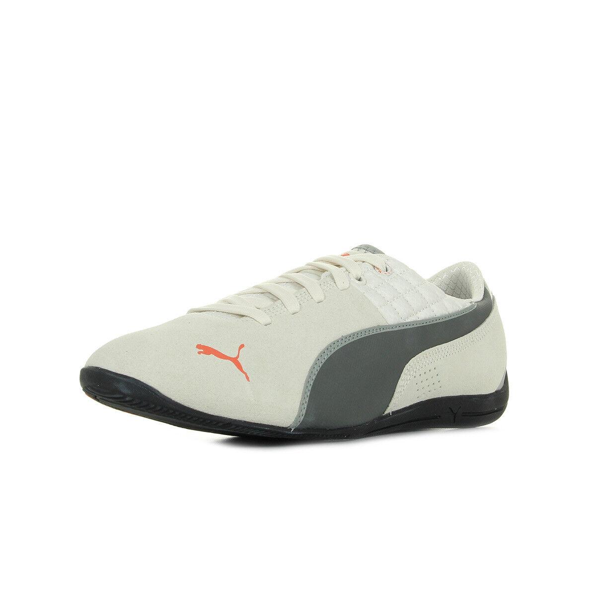 Schuhe Puma Herren Drift Cat 6 Suede Beige