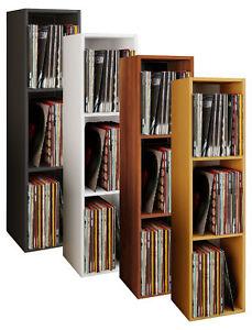 Image Is Loading VCM Shelf Shelves Vinyl LP Record Storage Unit