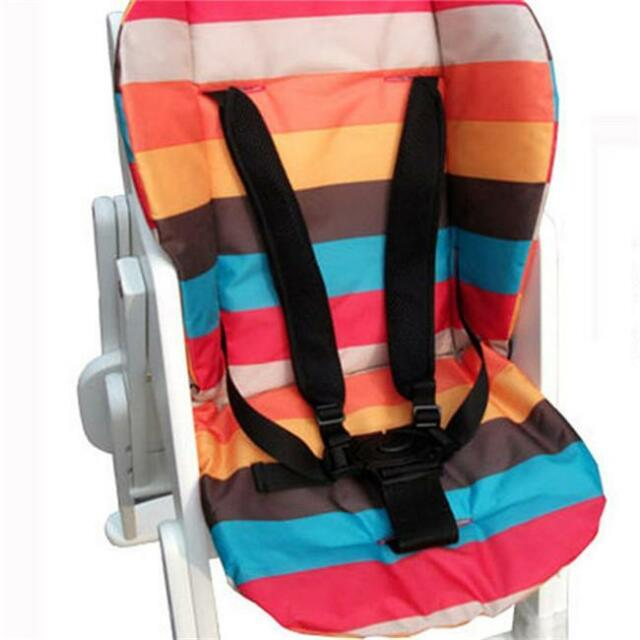 5 Point Harness Baby Safety Seat Belt Strap for Stroller High Chair