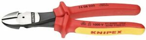 Knipex-74-08-200-SBA-8-Inch-High-Leverage-Diagonal-Cutters-1000-Volt