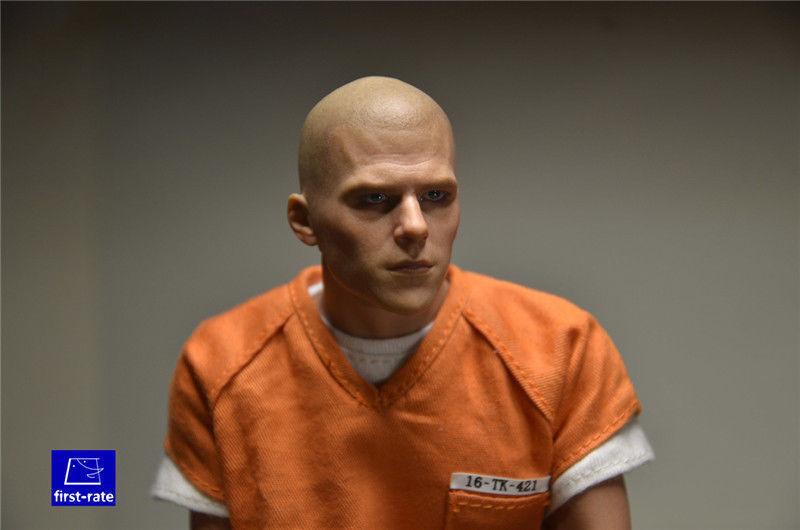 Batuomo V Superuomo 1 6th Jesse Jesse Jesse Eisenberg Male azione cifra Set Head Body Clothes dadb60