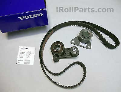 Genuine Volvo Timing Belt Kit NEW w/ Water Pump and Cam Seals for danielddc6