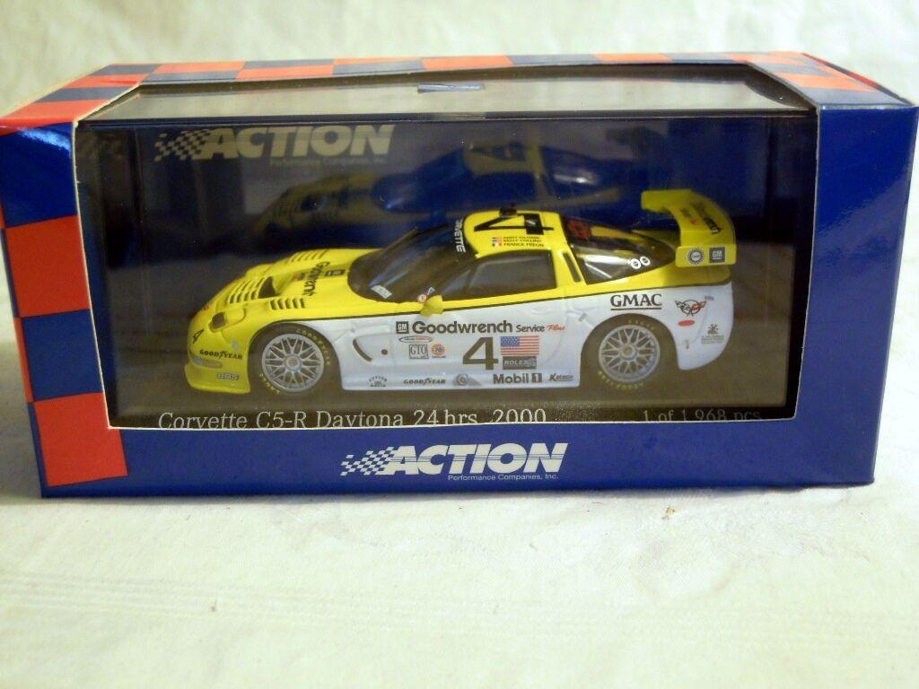 Action AC4001404  Corvette C5-R Daytona 2000, Colins Pilgrim Freon, NEU & OVP