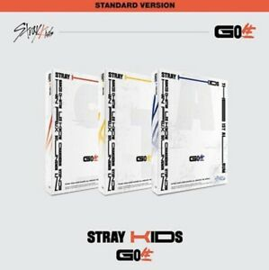 IN STOCK! STRAY KIDS [GOLIVE] ALBUM STANDARD SELECT VER - KPOP OFFICIALLY SEALED