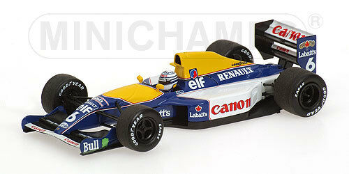 Williams Renault FW14  6 R.Patrese 1991 (Minichamps 1 43   400 910006)