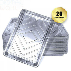 Disposable-Foil-Trays-Aluminium-Large-Containers-for-Baking-20-Pack