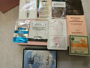 PBB-10-mixed-lot-CHANEL-OCCHIO-rivivere-SISLEY-CLARINS-Angel-EDP-BUSTINE-CREMA
